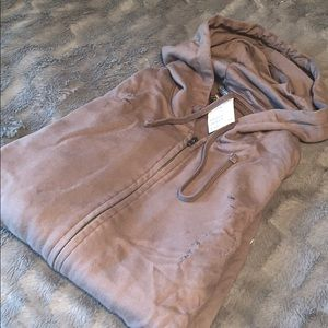 H&M Divided Hoodie with Holes